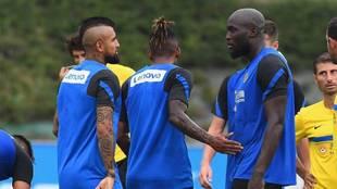 La primera polémica de Arturo Vidal a su llegada al Inter de Milán