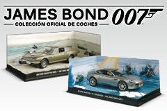 """Colección Coches james Bond. Sábado 26 """"Aston Martin V12 ó DBS"""" por solo 9,95 euros"""
