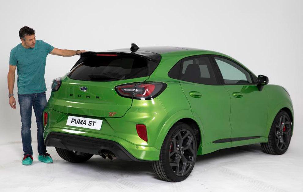 estante concepto Glorioso  Ford: Ford Puma ST: el pequeño se está volviendo rebelde | Marca.com