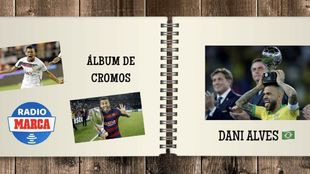 Dani Alves, leyenda del fútbol