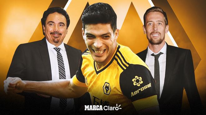 El delantero mexicano de los Wolves lleva dos goles en la presente...
