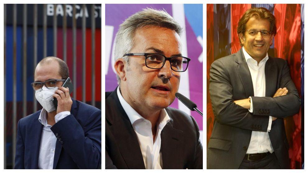 Election planning hotting up at Barcelona