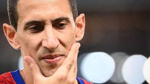 """Rajadón de Di María: el """"ojete partido"""", el don que no tiene Cristiano Ronaldo como Messi..."""