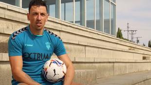 La etapa del jugador en el Albacete ha estado marcada por las...