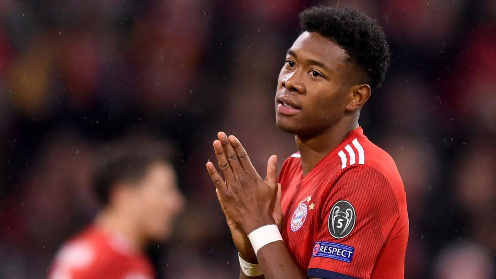 Alaba turns down Bayern Munich's latest contract offer amid interest from Barcelona and Real Madrid