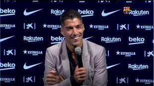 """Hay gestos que lo dicen todo: """"¿Reprocharme algo a mí o a...?"""" Y Suárez 'señaló' a Bartomeu"""