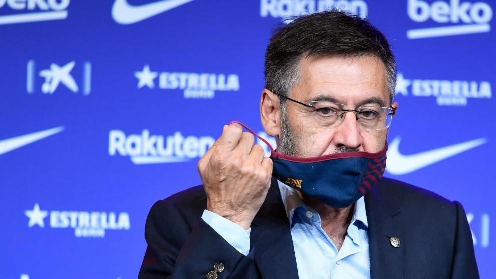 Así se despierta Barcelona tras la dimisión de Bartomeu