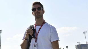 Romain Grosjean, en una imagen de archivo.