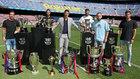 Los 'recados' de Suárez al Barça en su despedida