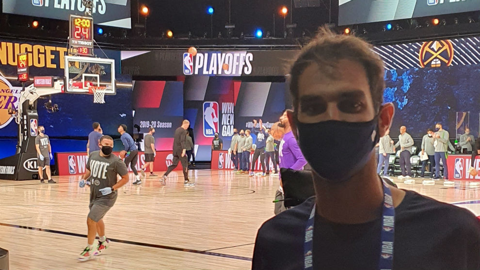 """El milagro de la burbuja NBA, por José Calderón: """"Será el anillo más difícil de siempre"""""""