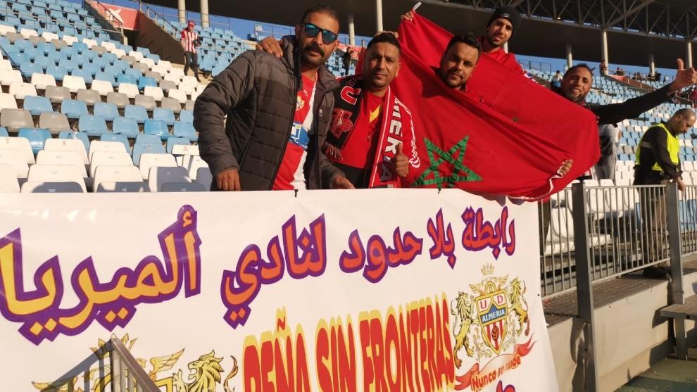 """Tarik, presidente Peña Sin Fronteras: """"Los inmigrantes no sólo venimos a trabajar, también sentimos los colores del fútbol"""""""