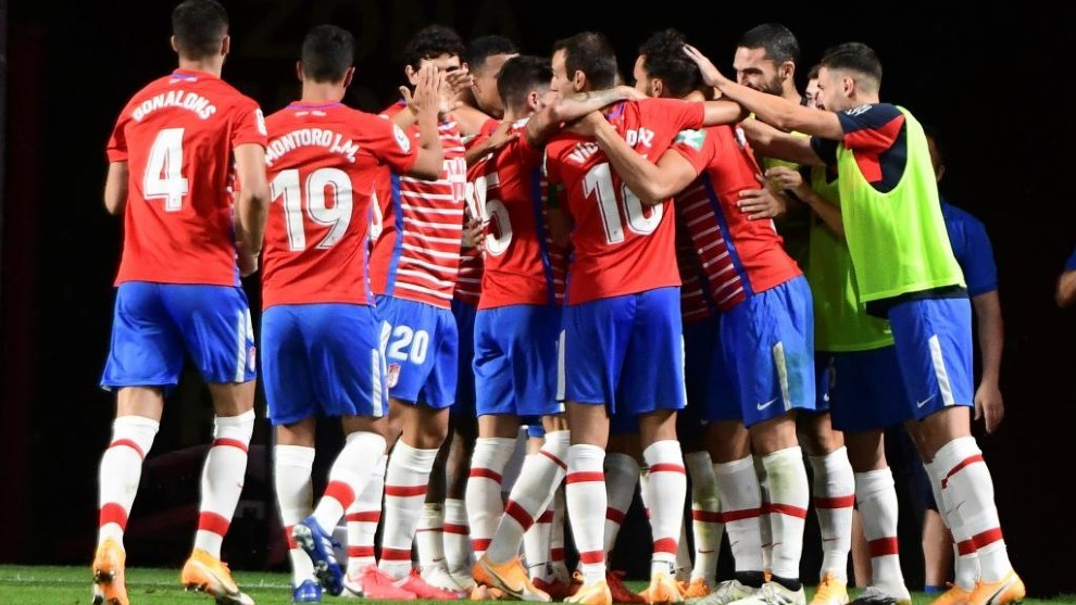 Granada's Europa League quest continues