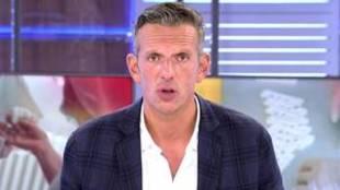Joaquín Prat, presentador de 'Cuatro al día'