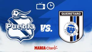 Puebla vs Gallos: Horario y dónde ver en vivo y en directo hoy 25 de...