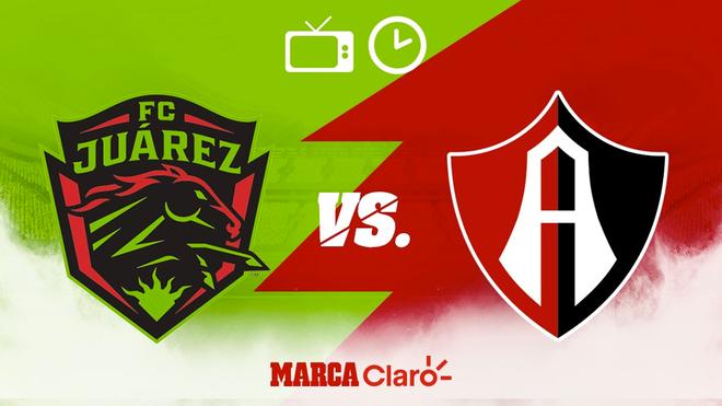 FC Juárez vs Atlas: Horario y dónde ver en vivo y en directo hoy 25...