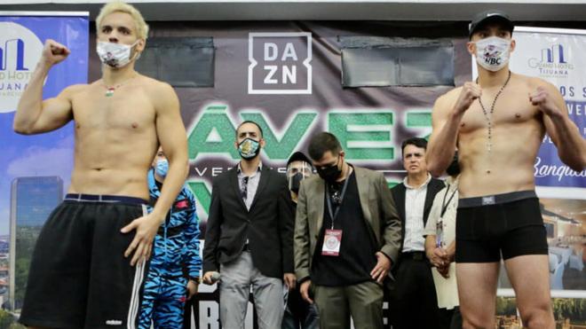 La pelea será en las 175 libras.