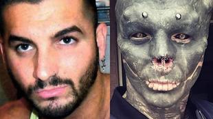 Anthony Loffredo busca convertirse en alienígena. Para lograrlo este...