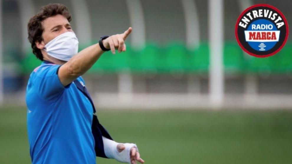 """Rubi: """"Ganar al Madrid fue una de las pocas alegrías"""""""