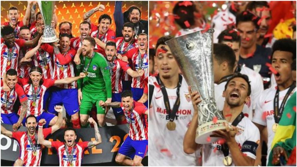 ¿Quién es el tercer equipo de España?