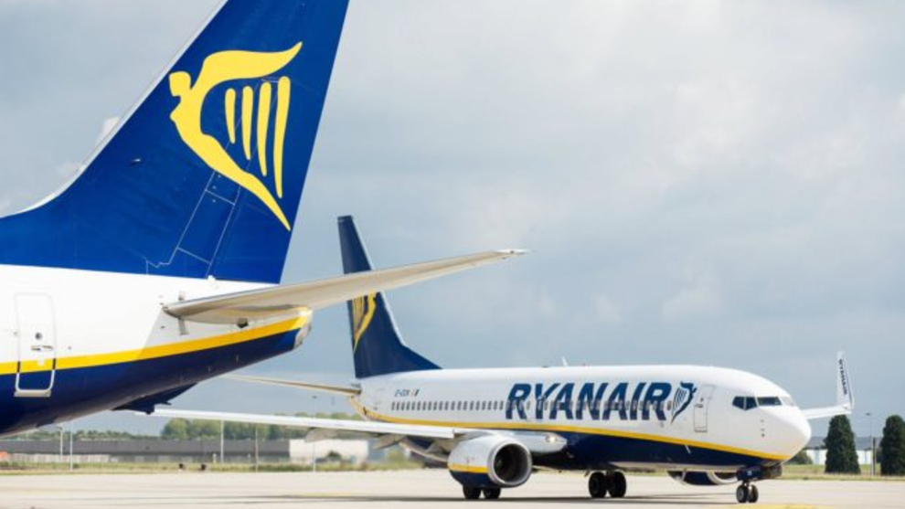 Ryanair regala billetes gratis de avion hoy.