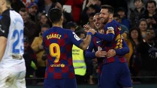 Messi a Luis Suarez en instagram mensaje de despedida