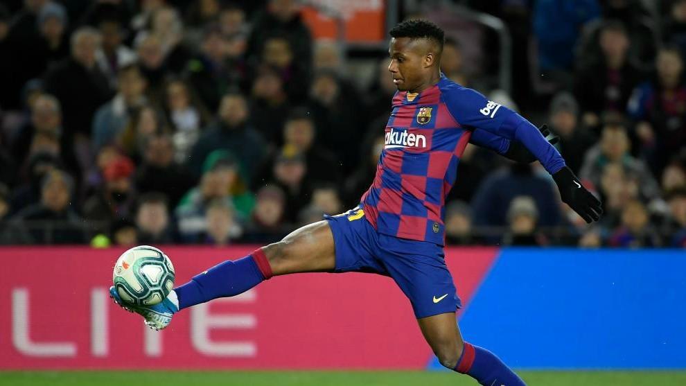 Barcelone rejette l'offre de 150 millions d'euros pour Ansu Fati