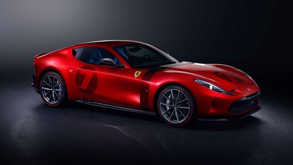 Ferrari Omologata: el último one-off es un homenaje a los GT V12