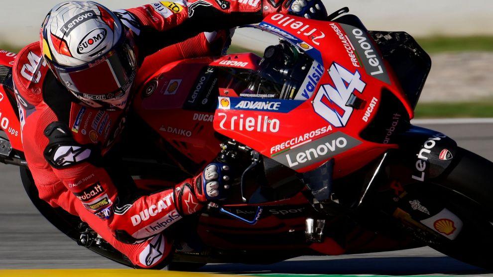 MotoGP - GP Catalunya - Horario y donde ver - Moto2 Moto3.