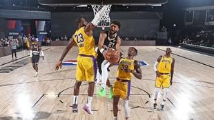 La 'jordanesca' jugada de Murray que asombra a toda la NBA