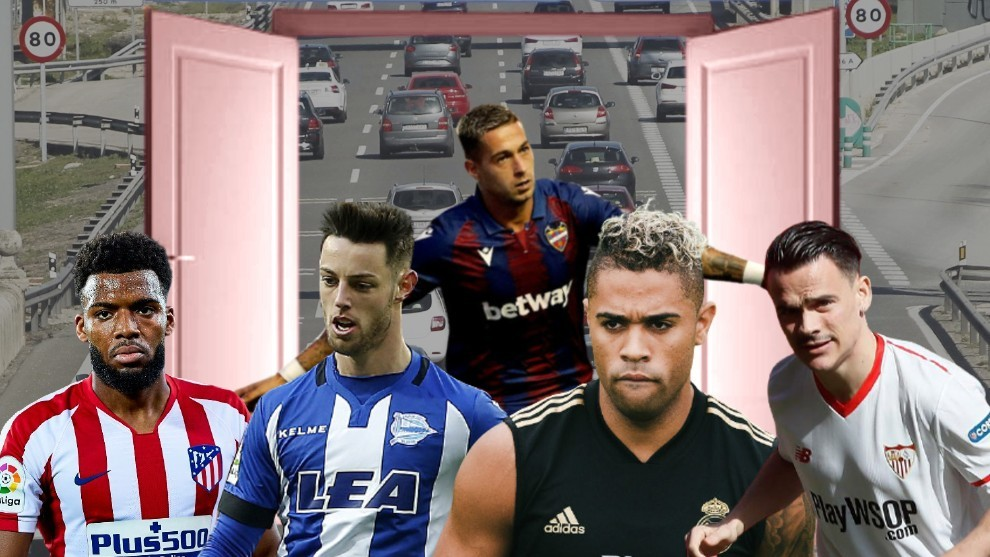 LaLiga Santander's Operation Exit: More than 70 players up for sale