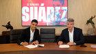 Luis Suárez ya ha firmado
