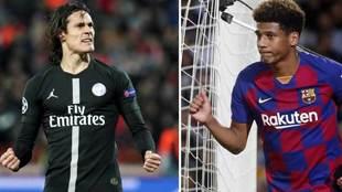 Cavani, más cerca, otro trueque Juve-Barça, el United se lanza a por la joya de la corona...