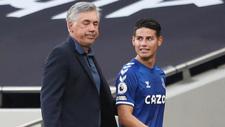 Este es otro James: la diferencia del trato de Ancelotti al de Zidane
