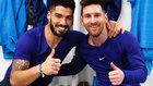 Luis Suárez responde a Messi con un dardo directo a la directiva