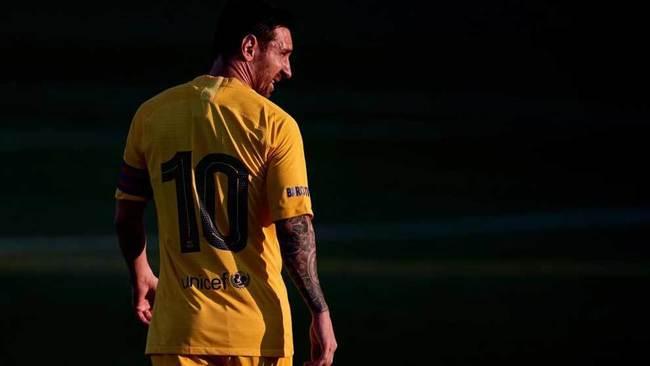 El último golpe a Messi
