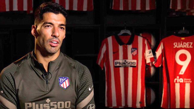 """""""Tenía ganas de querer sentir qué se siente en el Atlético"""""""