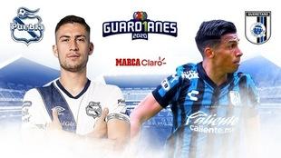 Liga MX hoy: Puebla vs Gallos de Querétaro en vivo y en directo...