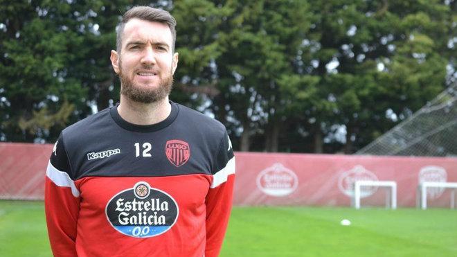 Peybernes, la temporada pasada en el Lugo de Segunda.