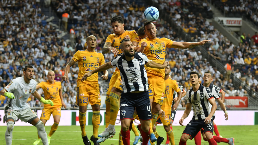 Historia del Monterrey vs Tigres