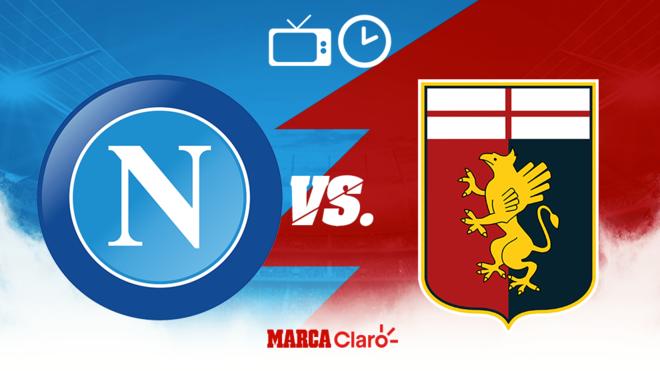 Partidos De Hoy Napoli Vs Genoa En Vivo Horario Y D U00f3nde