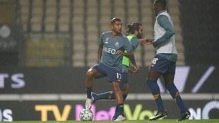 El Porto vence como visitante al Boavista.