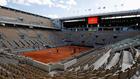 La primera jornada de Roland Garros en directo.