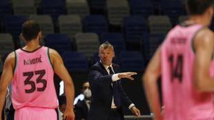 Barça - Bilbao Basket, en vivo