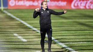 Arrasate ha estado muy crítico con su equipo tras la derrota ante el...