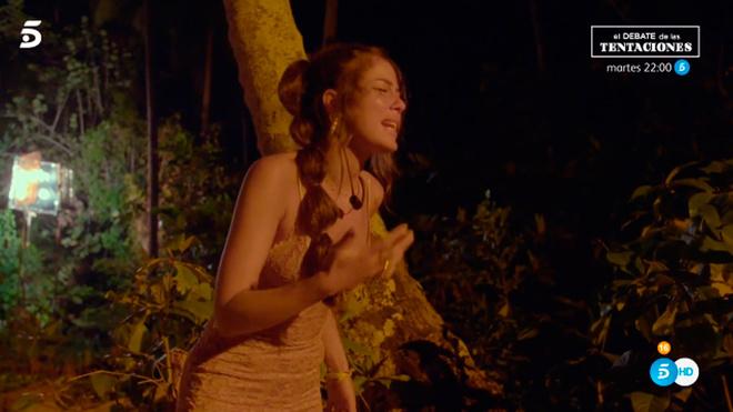 La isla de las tentaciones 2: Melyssa llora desconsolada tras ver a...