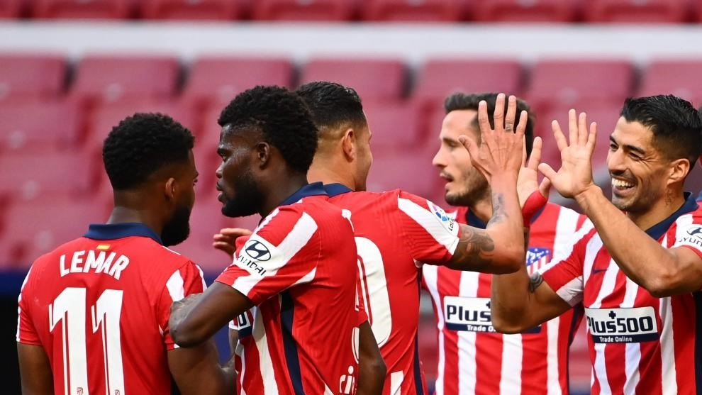 Atletico Madrid pack a heavyweight punch