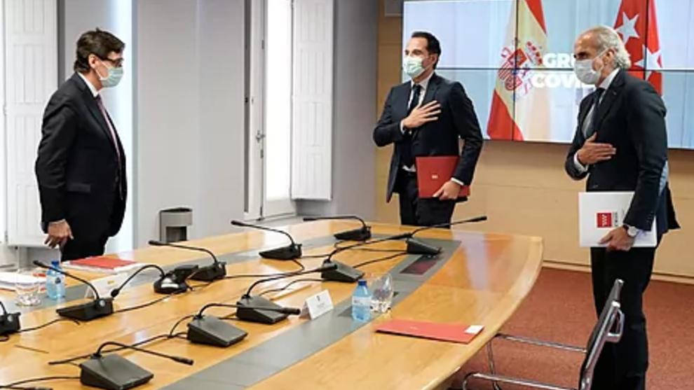 Las opciones del Gobierno para aplicar restricciones en Madrid: Ley de...