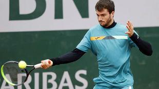 Pedro Martinez avanza de ronda en Roland Garros 2020
