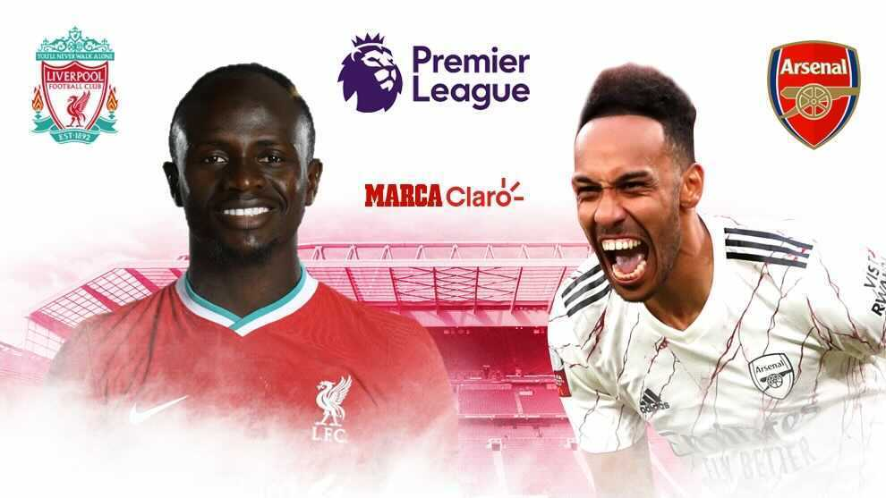 Arsenal vs Liverpool en vivo y en directo