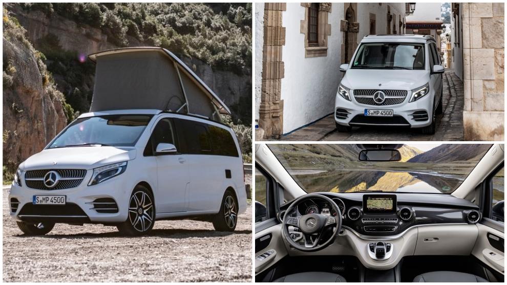 Mercedes-Benz Marco Polo: mucho más que una camper